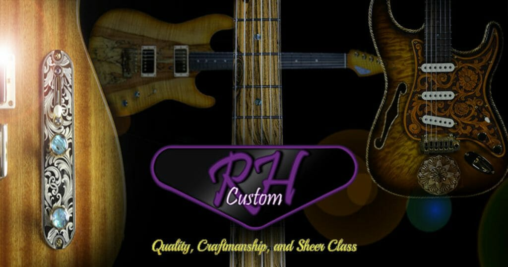 RH Custom Guitars quality, craftsmanship, and sheer class frequently asked questions