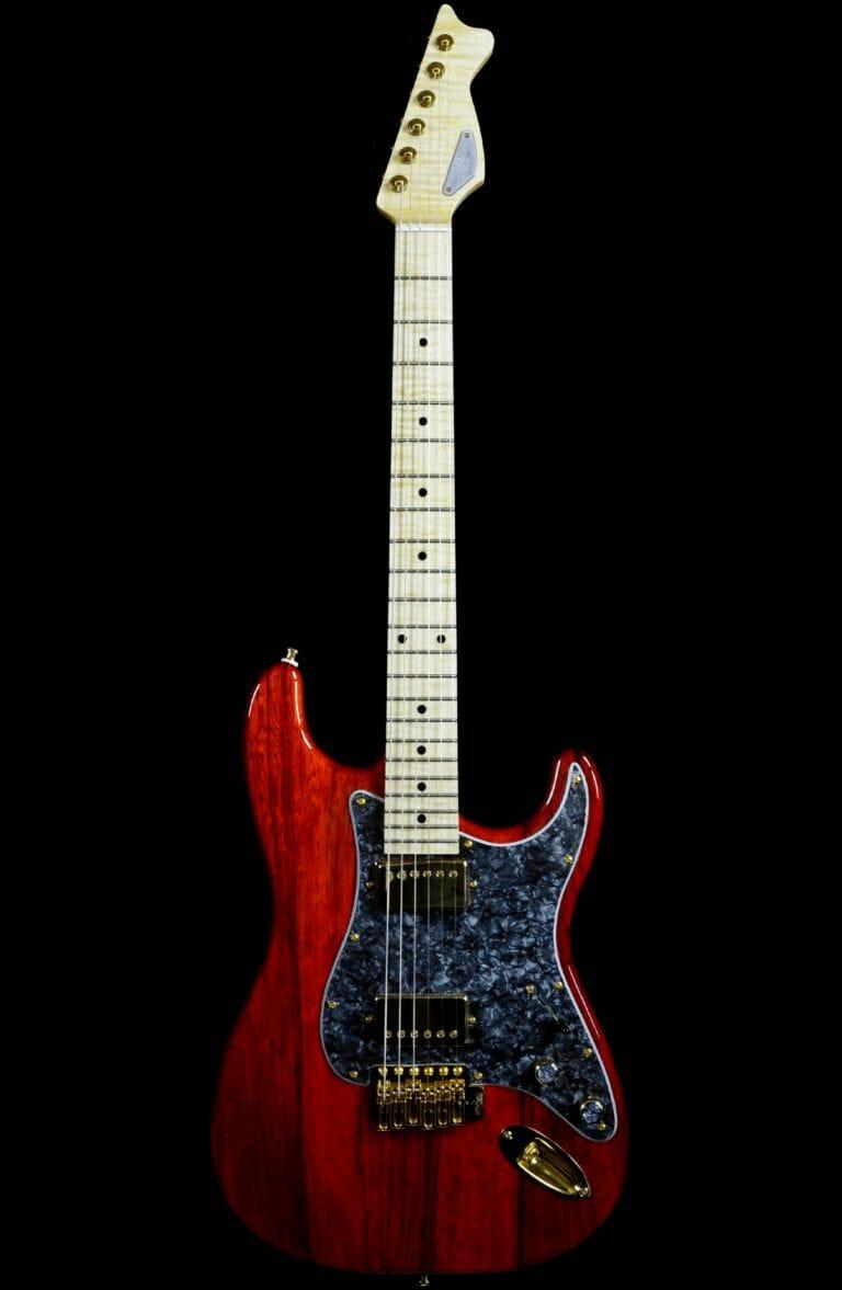 African Limba RH Custom Guitar Shop 8