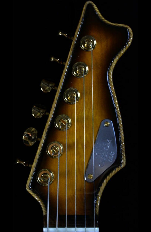 The Cowboy RH Custom Guitar Shop 10