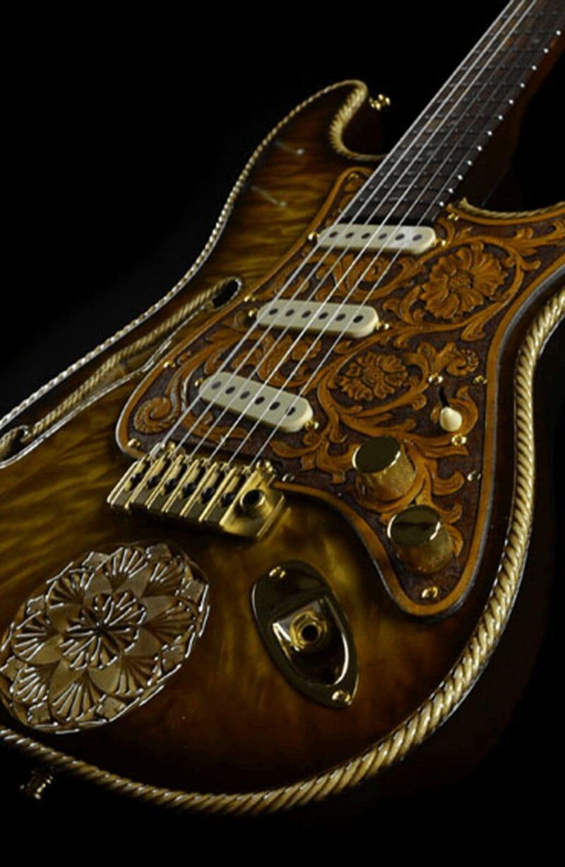 The Cowboy RH Custom Guitar Shop 6