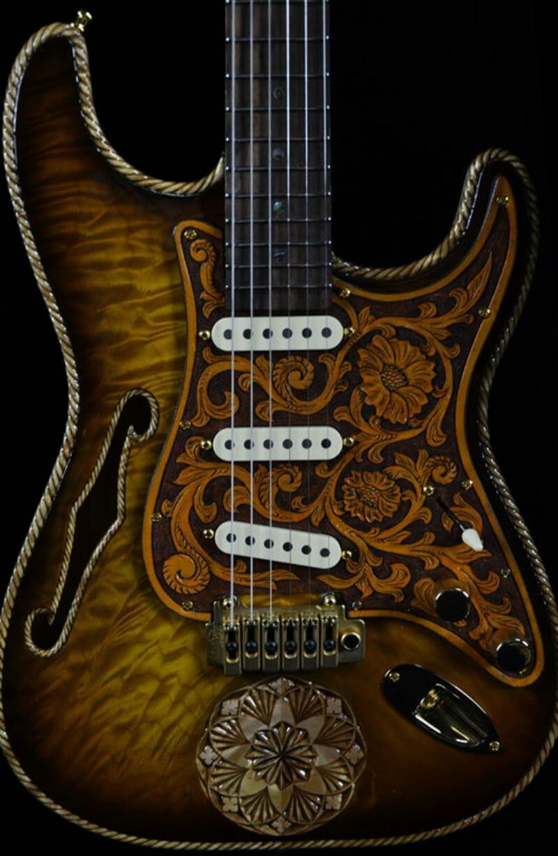 The Cowboy RH Custom Guitar Shop 4