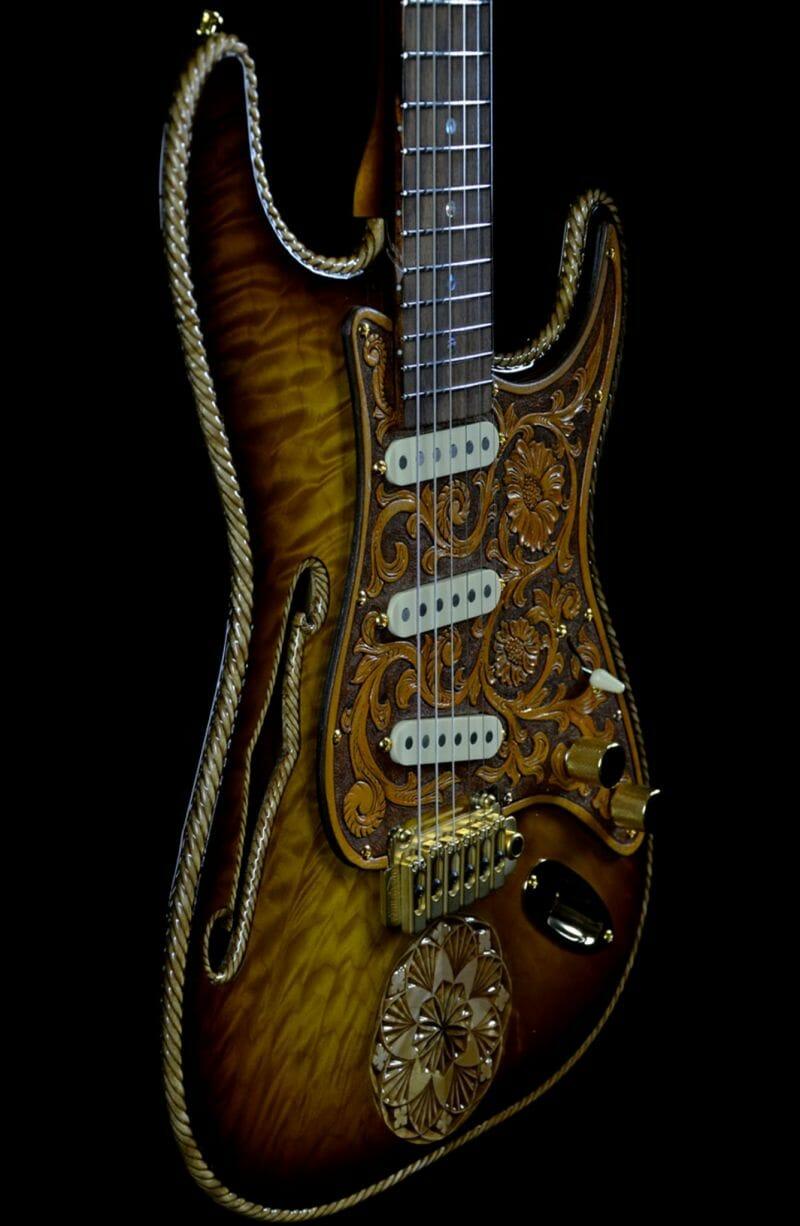 The Cowboy RH Custom Guitar Shop 3
