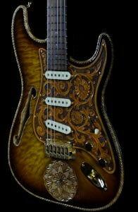 The Cowboy RH Custom Guitars