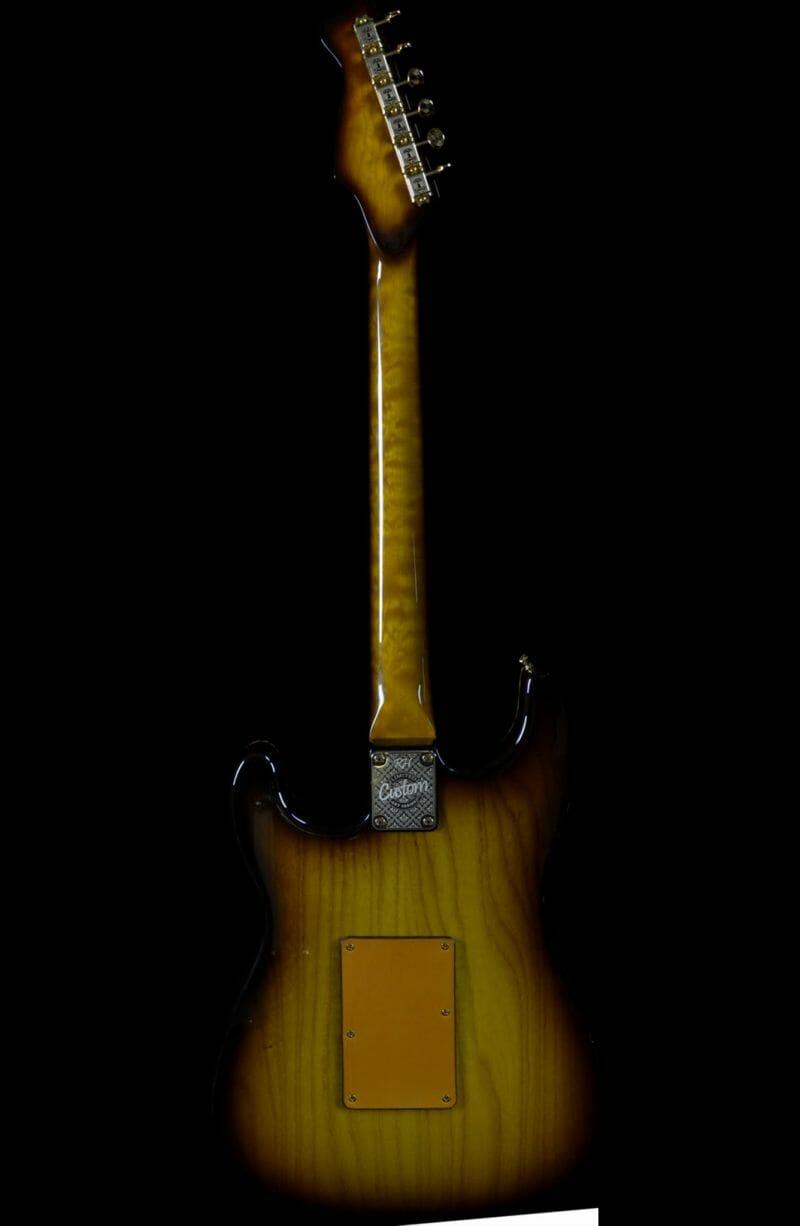 The Cowboy RH Custom Guitar Shop 12