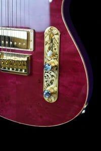 Purple Passion knobs