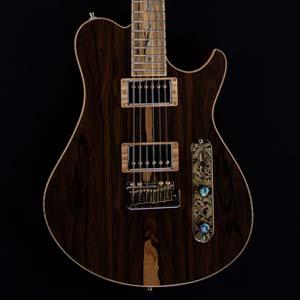Black Beauty Custom Guitar Body